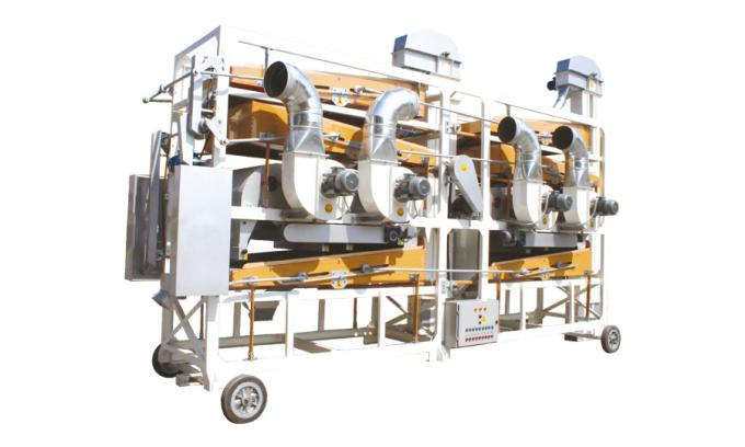 Cumin Sunflower Seeds Spices Screening Machine